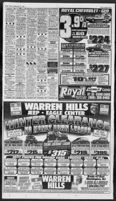 The Courier-News from Bridgewater, New Jersey on February 21, 1997