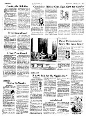 The Hutchinson News from Hutchinson, Kansas on October 1, 1971 · Page 31