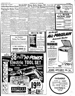 The Courier News from Blytheville, Arkansas on April 25, 1950 · Page 3