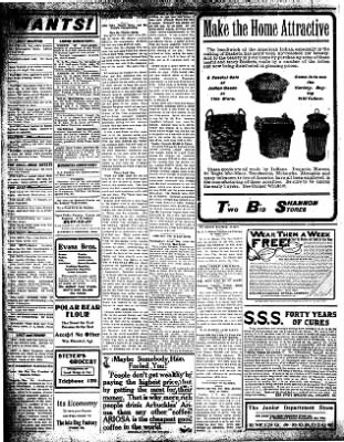 Iola Daily Register And Evening News from Iola, Kansas on October 14, 1907 · Page 6