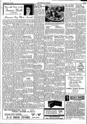The Tipton Daily Tribune from Tipton, Indiana on November 18, 1964 · Page 3