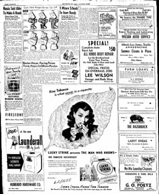 The Courier News from Blytheville, Arkansas on June 19, 1947 · Page 16