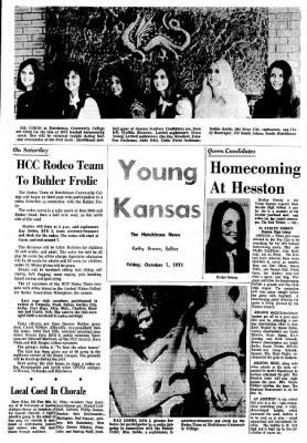 The Hutchinson News from Hutchinson, Kansas on October 1, 1971 · Page 47