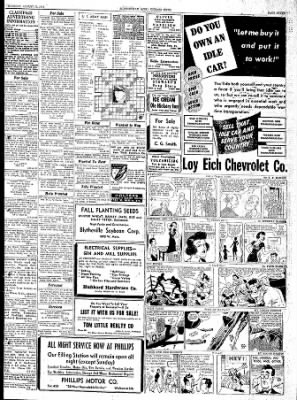 The Courier News from Blytheville, Arkansas on August 31, 1944 · Page 7