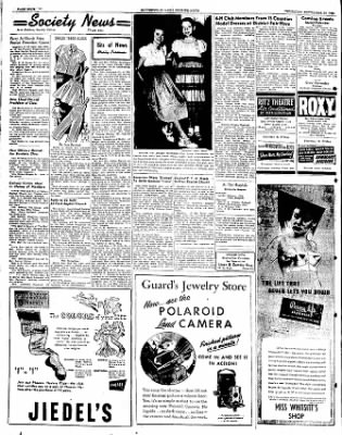 The Courier News from Blytheville, Arkansas on September 22, 1949 · Page 4