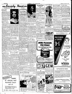 The Courier News from Blytheville, Arkansas on April 25, 1950 · Page 4