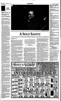 The Salina Journal from Salina, Kansas on October 6, 1996 · Page 38