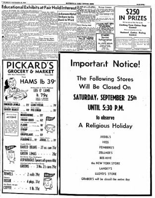 The Courier News from Blytheville, Arkansas on September 22, 1949 · Page 5