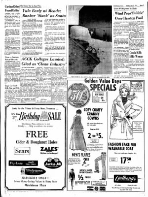 The Hutchinson News from Hutchinson, Kansas on October 1, 1971 · Page 61