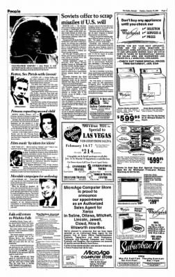 The Salina Journal from Salina, Kansas on January 19, 1986 · Page 2