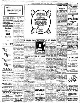 Iola Daily Register And Evening News from Iola, Kansas on October 21, 1907 · Page 5
