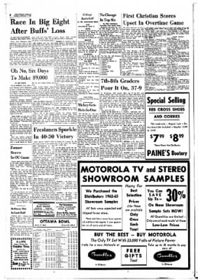 The Ottawa Herald from Ottawa, Kansas on February 5, 1963 · Page 2