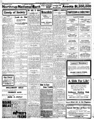 Iola Daily Register And Evening News from Iola, Kansas on October 22, 1907 · Page 2