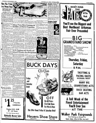 The Courier News from Blytheville, Arkansas on September 22, 1949 · Page 7