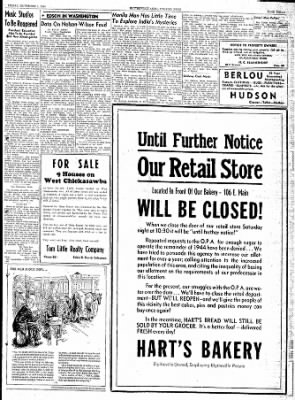 The Courier News from Blytheville, Arkansas on September 1, 1944 · Page 3