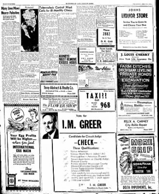 The Courier News from Blytheville, Arkansas on July 25, 1946 · Page 14