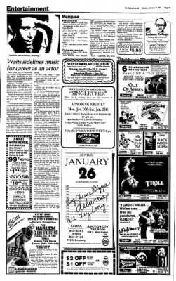 The Salina Journal from Salina, Kansas on January 19, 1986 · Page 40