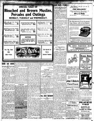 Iola Daily Register And Evening News from Iola, Kansas on October 26, 1907 · Page 6