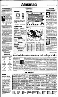 The Salina Journal from Salina, Kansas on October 8, 1996 · Page 17