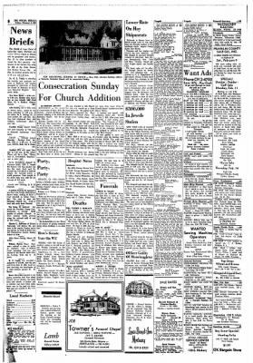 The Ottawa Herald from Ottawa, Kansas on February 8, 1963 · Page 8