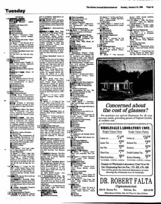 The Salina Journal from Salina, Kansas on January 19, 1986 · Page 54