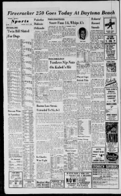 The Orlando Sentinel from Orlando, Florida on July 4, 1959 · Page 12