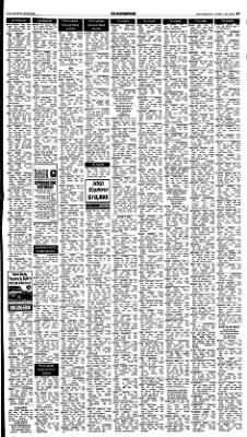 The Salina Journal from Salina, Kansas on April 18, 2001 · Page 19
