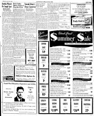 The Courier News from Blytheville, Arkansas on July 26, 1946 · Page 3