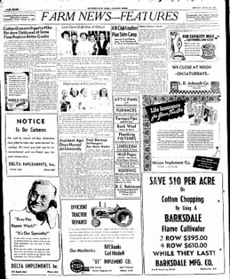 The Courier News from Blytheville, Arkansas on June 20, 1947 · Page 8