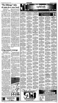 The Salina Journal from Salina, Kansas on April 18, 2001 · Page 28