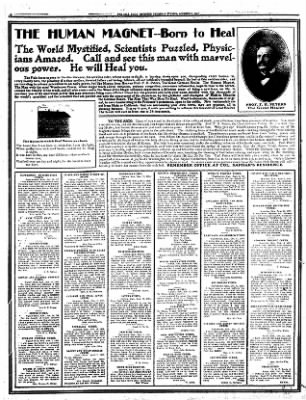 Iola Daily Register And Evening News from Iola, Kansas on October 31, 1907 · Page 6