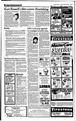 The Salina Journal from Salina, Kansas on January 20, 1986 · Page 16