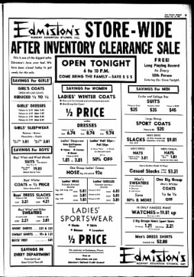 The Ottawa Herald from Ottawa, Kansas on February 11, 1963 · Page 9