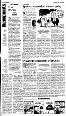 The Salina Journal from Salina, Kansas on April 19, 2001 · Page 7