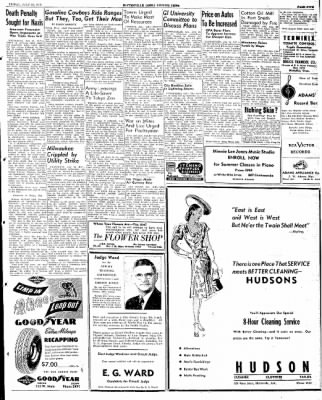 The Courier News from Blytheville, Arkansas on July 26, 1946 · Page 5