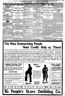 Iola Daily Register And Evening News from Iola, Kansas on November 2, 1907 · Page 4