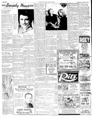 The Courier News from Blytheville, Arkansas on April 19, 1952 · Page 2