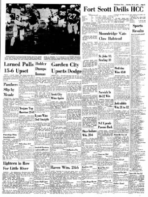 The Hutchinson News from Hutchinson, Kansas on October 2, 1971 · Page 37