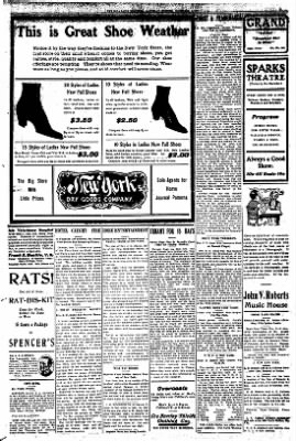 Iola Daily Register And Evening News from Iola, Kansas on November 2, 1907 · Page 5