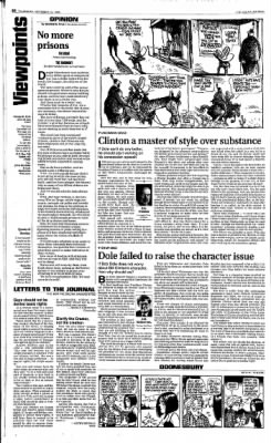 The Salina Journal from Salina, Kansas on October 10, 1996 · Page 14