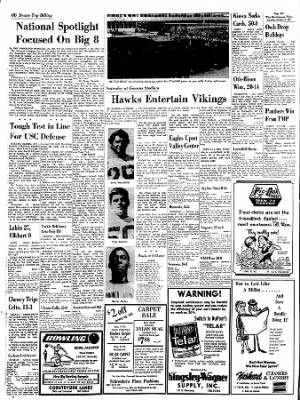 The Hutchinson News from Hutchinson, Kansas on October 2, 1971 · Page 38