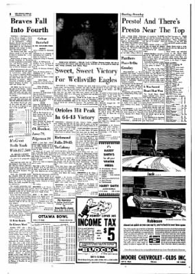 The Ottawa Herald from Ottawa, Kansas on February 13, 1963 · Page 2