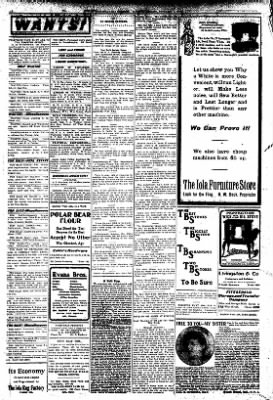 Iola Daily Register And Evening News from Iola, Kansas on November 2, 1907 · Page 8