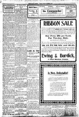Iola Daily Register And Evening News from Iola, Kansas on November 4, 1907 · Page 4