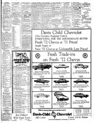 The Hutchinson News from Hutchinson, Kansas on October 2, 1971 · Page 45