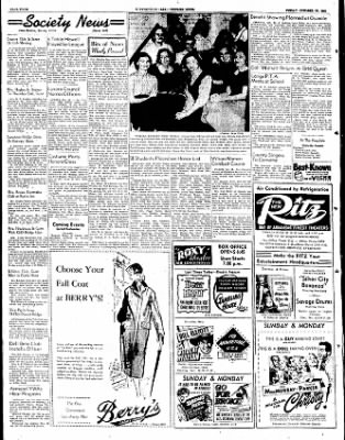 The Courier News from Blytheville, Arkansas on October 26, 1951 · Page 4