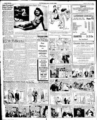 The Courier News from Blytheville, Arkansas on June 20, 1947 · Page 12