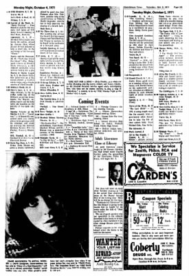 The Hutchinson News from Hutchinson, Kansas on October 2, 1971 · Page 53