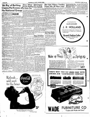 The Courier News from Blytheville, Arkansas on April 26, 1950 · Page 2