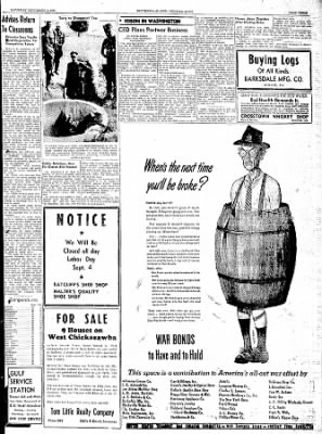 The Courier News from Blytheville, Arkansas on September 2, 1944 · Page 3
